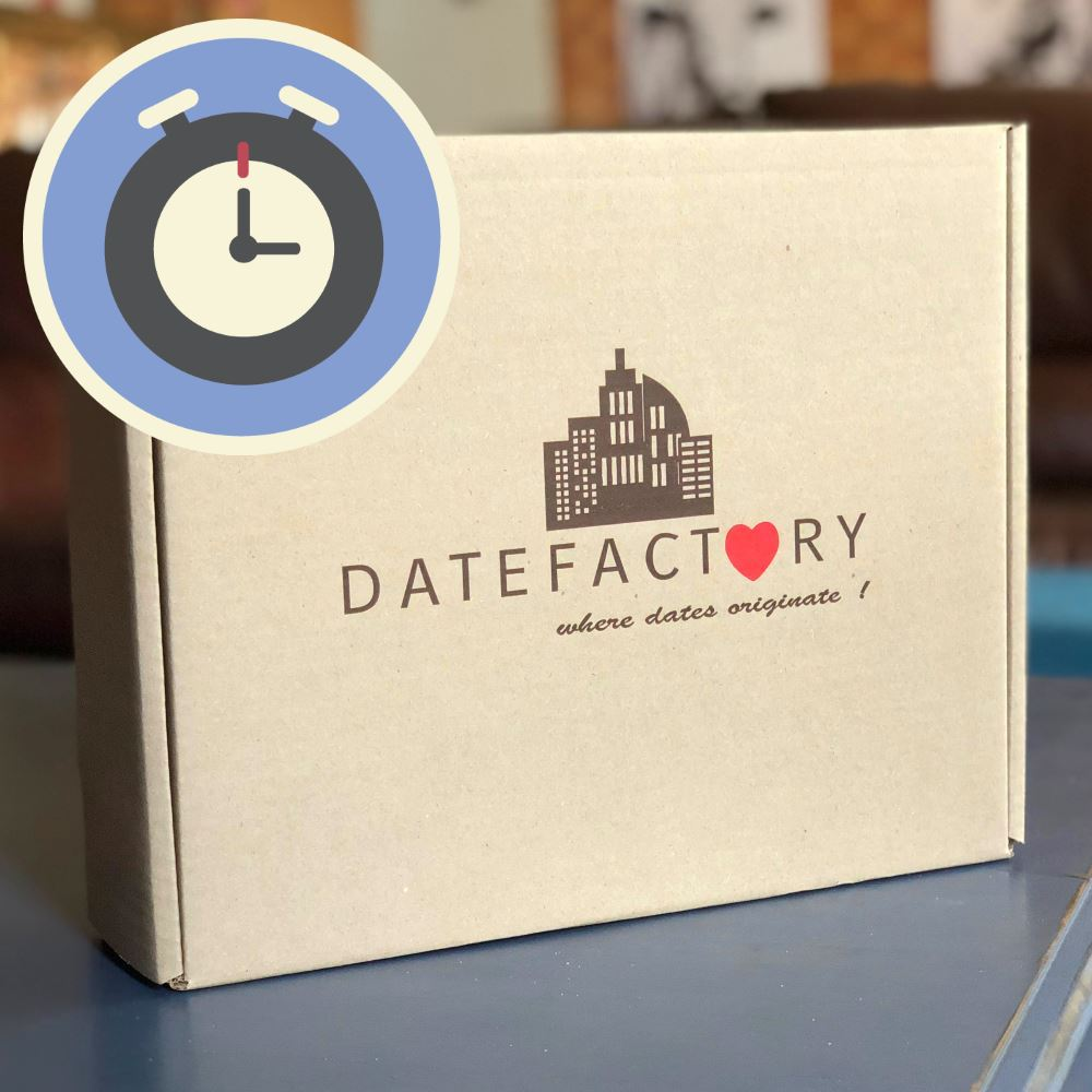 Take a Minute and Win\'it! - DateFactory